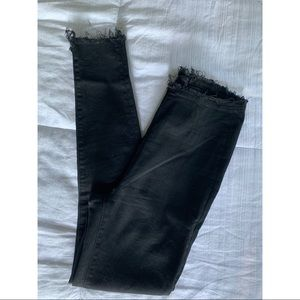 BDG High Waisted Black Pants